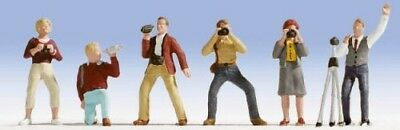 Photographers - OO/HO Figures - Noch 15571 • 15.19€