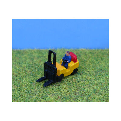 N Gauge Painted Fork Lift - P&D Marsh PDX68 • 10.90€