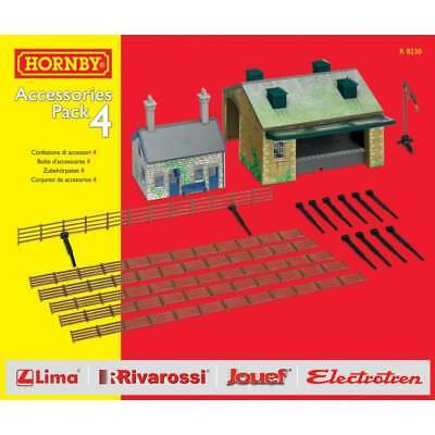 Hornby Accessories Pack 4  R82230 • 54.73€