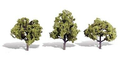 4in.-5in. Early Light - Pack Of 3 - OO/HO Trees Woodland Scenics TR3509 • 23.53€