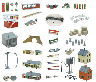 Peco OO/HO Accessories And Buildings Plastic Kits For Model Railway • 43.46€