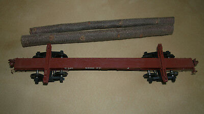 Wagon Transport De Bois Dingler 1/32 • 130€