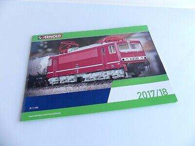 Arnold Catalogue Annee 2017 / 18 • 7€