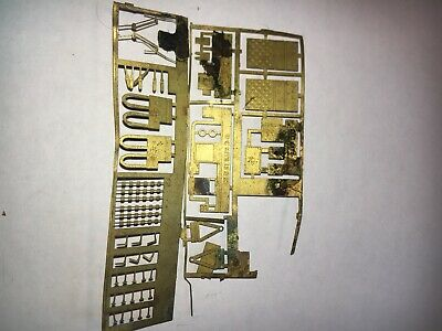 4mm Etched Brass Fret DC Kits BR ? Kit Built OO EM P4 Spares Or Repair Parts • 3.38€