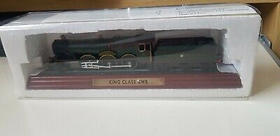 Atlas Collectables King Class GWR Railway Train Great Western Model • 5.61€