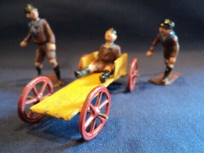 Charbens Very Rare 1930's Lead Figures Soap Box Racer Superb  • 545.86€