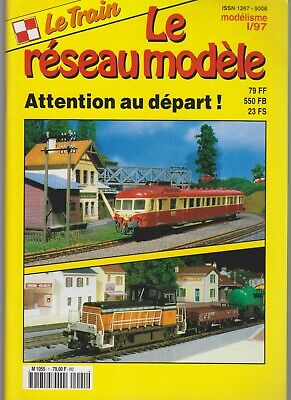 Le Reseau Modele    - Attention Au Depart ! • 12€