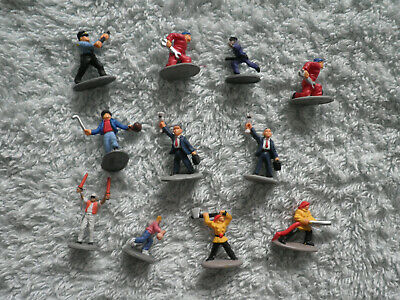 Collectable Miniature Plastic Character People • 4.46€