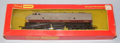 Triang Hornby R55cp Canadian Pacific Transcontinental Diesel Good Runner Boxed • 111.86€
