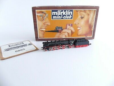 Marklin Mini Club 8885 Locomotive A Vapeur Br 003 160-9 • 92.50€