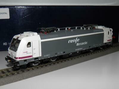 Locomotora Electrica 253 Renfe Mercancias Digital Marca Electrotren Escala H0 • 275€
