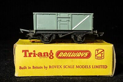 Triang TT Gauge Mineral Wagon T70, Boxed • 4.63€