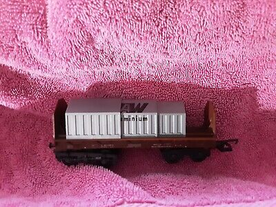 Lima  - Vaw Aluminium -  Goods Waggon - Could Also Be Steel Carrier - Used  • 1.11€