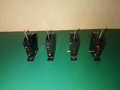 4 Off Triang/Hornby Switches R044 Passing Contact, For Points - In Working Order • 20.24€