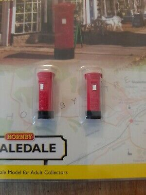 Hornby Skaledale R8579 Pillar Box Sealed Pack Of 2 • 8.41€