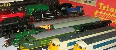 ELECTRIC MODEL TRAIN SETS & OTHER 1960/90  Click Select To View INDIVIDUAL Items • 101.08€