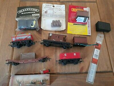 Hornby Job Lot Wagons And Accessories (see Photos) • 12.43€
