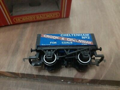 Hornby R024 Crook And Greenway Open Wagon Oo Gauge In Box • 1.13€