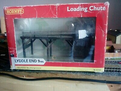 Hornby Lyddle End N Gauge Loading Chute Boxed • 7.59€