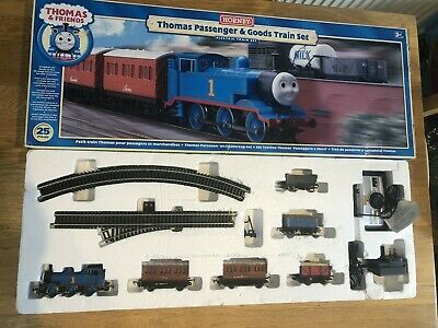 Hornby Thomas And Friends 'The Great Discovery' Train Set - Very Rare R9260 • 237.99€