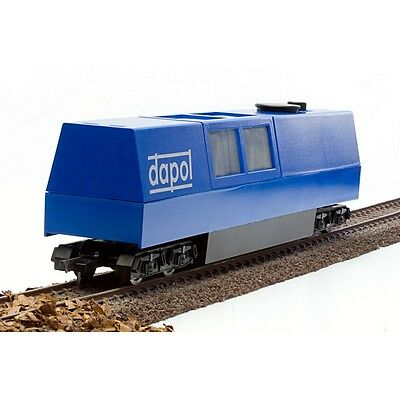 OO/HO Gauge Motorised Track Cleaner - Dapol Ready To Use Wagon B800 - Free Post • 119.46€