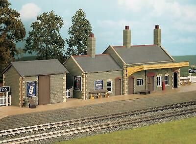 Stone Country Station Kit - Wills / Craftsman Séries - CK17 • 51.27€
