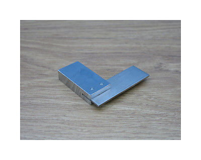 2 Inch Stainless Steel Square - Expotools 78215 • 9.24€