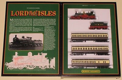 Hornby Margate R795 Gwr Lord Of The Isles Train Set Superb Ex Shop Stock Mint • 111.72€