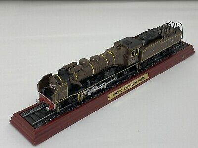 PACIFIC CHAPELON NORD Mounted Railway Train Model / UNBOXED - L52 • 10.05€