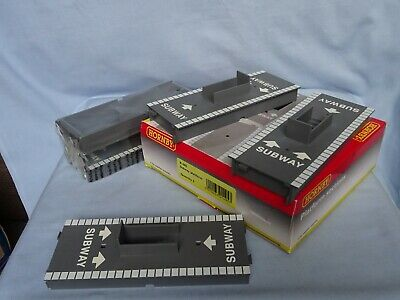 6 Pieces Of Hornby R495 Subway Platform. New • 14.06€
