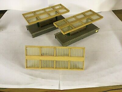 Collection Of HORNBY Platform And Canopys 00 GAUGE. • 1.11€