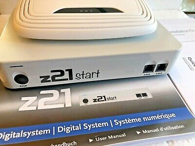 Z21 Digital Control System And Wi-fi Router,complete With Uk Plugs • 266.93€