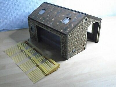 Hornby Ghoods Shed Assembled • 1.11€