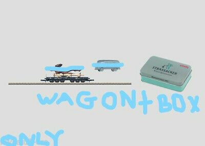 Z GAUGE SPECIAL WAGON . 1 ONLY.and Box • 45.18€