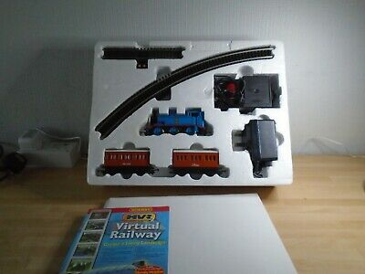 Hornby Thomas & Friends Electric Train Set R9071 Boxed COMPLETE & MINT Track Mat • 66.87€