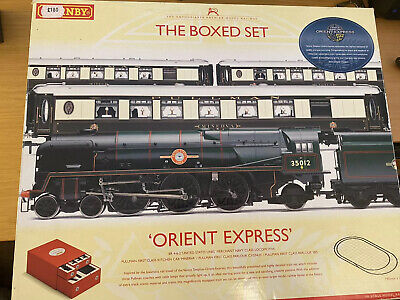 HORNBY R1038 Venice Simplon 'ORIENT EXPRESS' The Boxed Set In VGC • 334.33€