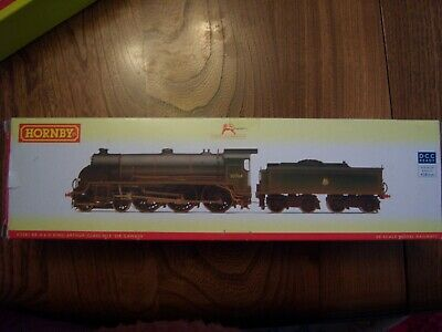 Hornby R2581 SR 4-6-0 King Arthur Weathered No 30764 Sir Gawain - Empty Box Only • 3.97€
