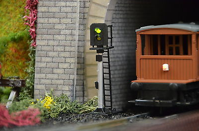 Digital Signals OO Gauge DCC Clip In Easy Fit Train-Tech • 42.94€