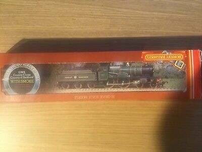 Hornby 00 Gauge Engine.  GWR Country Class Loco • 71.07€