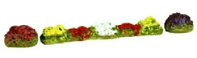 HARBURN HAMLET (HOBBIES) CG241 00 SCALE Flower Border & 2 Bushes • 12.36€