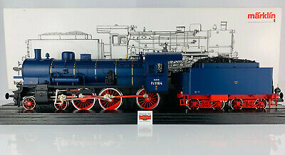 Marklin 1 55981 - Badische Locomotive P8 - Sound - Smoke - Comment Neuf Top • 699€