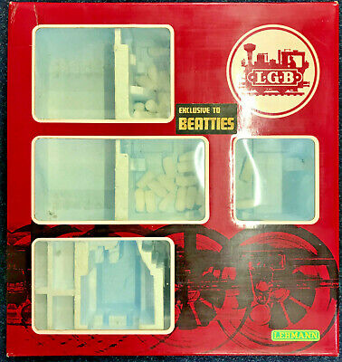 Lgb Empty Box - Limited Edition - G Scale - G Gauge - Free Next Day Delivery • 22.51€