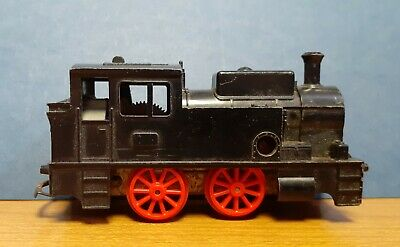 Old Built In Britain Railway Train Clockwork Wind Up Model  • 11.24€
