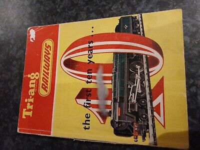 Tri-ang Railways The First Ten Years • 7.21€