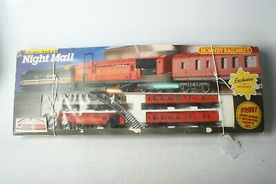 Vintage Hornby Night Mail Express Train Set (Woolworths) • 28.81€