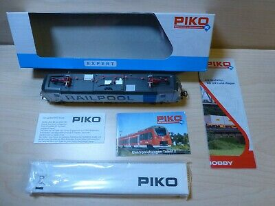 PIKO Marklin LOCOMOTIVE ELECTRIQUE  RAILPOOL HO REFERENCE 59870-2 • 150€
