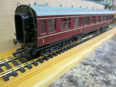 Bachmann 34-150 Collett 60ft 1st/2nd Coach Br Maroon Livery .boxed Lot 2 • 12.36€