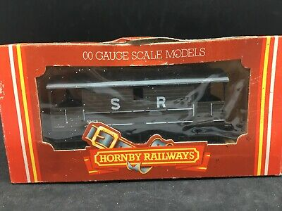 HORNBY OO GAUGE SR 20 Ton BRAKE VAN 43 R029 BOXED Wagon Compatible HO • 24.50€