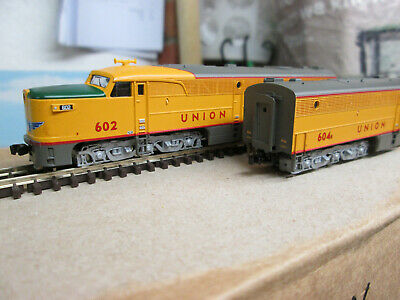Lifelike Hobby Quality Alco Pa/b 7572/1672 602/604b Union Pacific Livery Boxed. • 115.60€