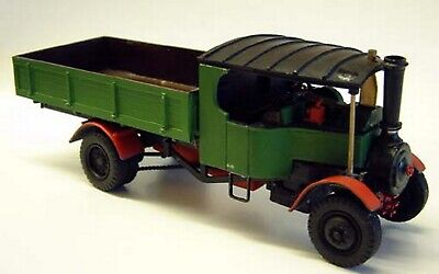 Foden C Type Steam Wagon M14 UNPAINTED O Scale Langley Models Kit 1/43 Vehicle • 160.23€